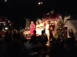 A Christmas Carol pre-show