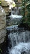 Gaylord Palms waterfall