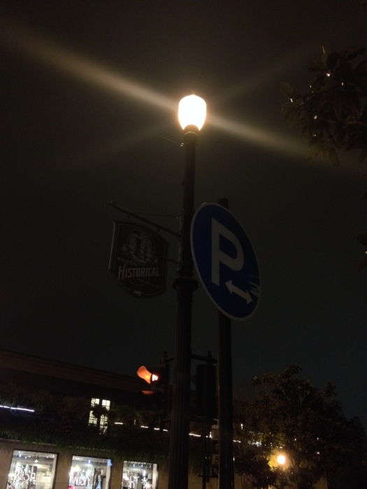 cool pic at night